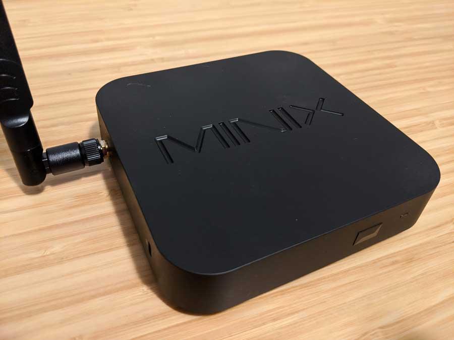 MINIX NEO U22-XJ Android box
