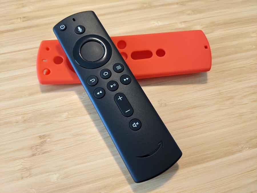 lexa remote control and silicon cover