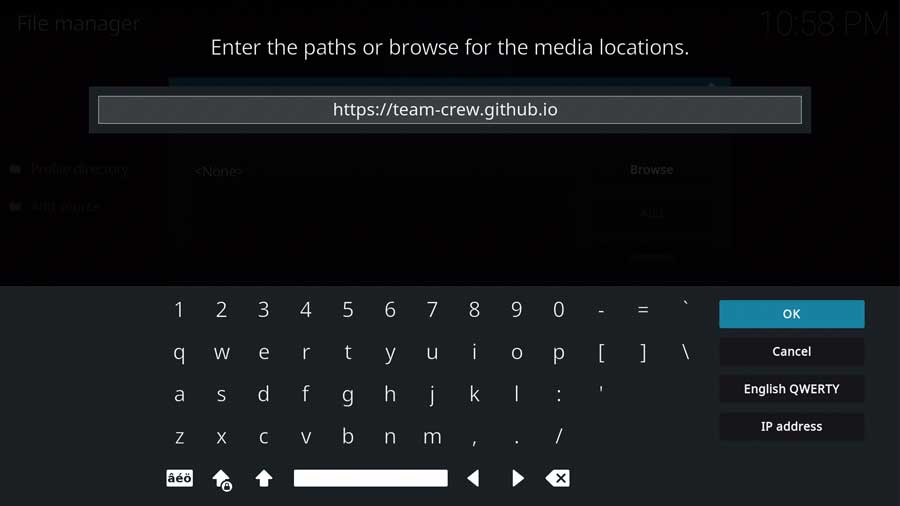 Official GitHub location for The Crew addon for Kodi