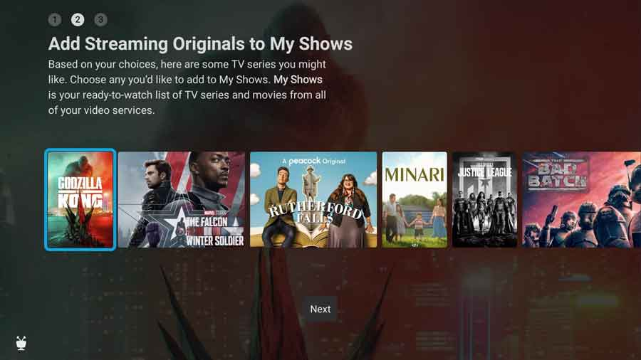 TiVo personalization questions