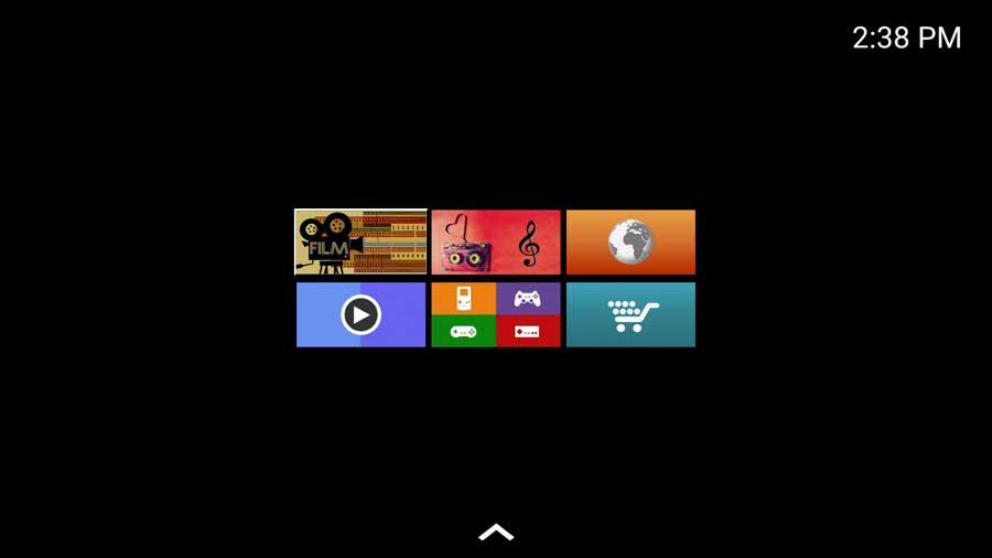 Top TV Launcher 2 for Android TV
