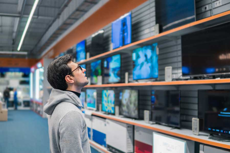 What is the best time to buy a new TV?