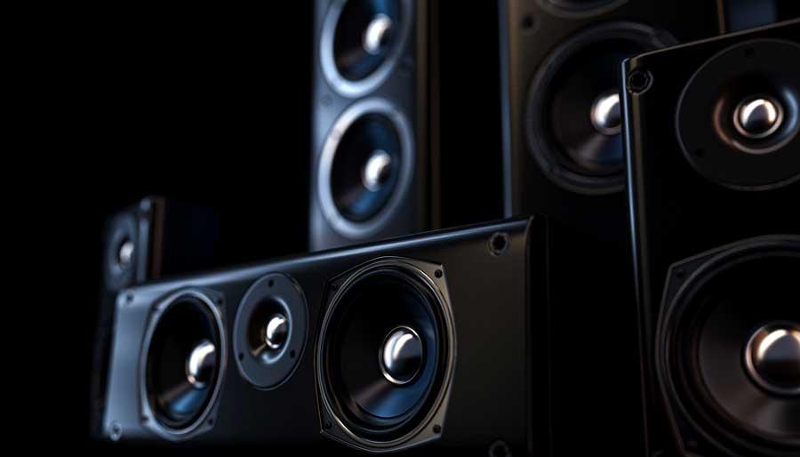 Surround sound speakers vs stereo speakers