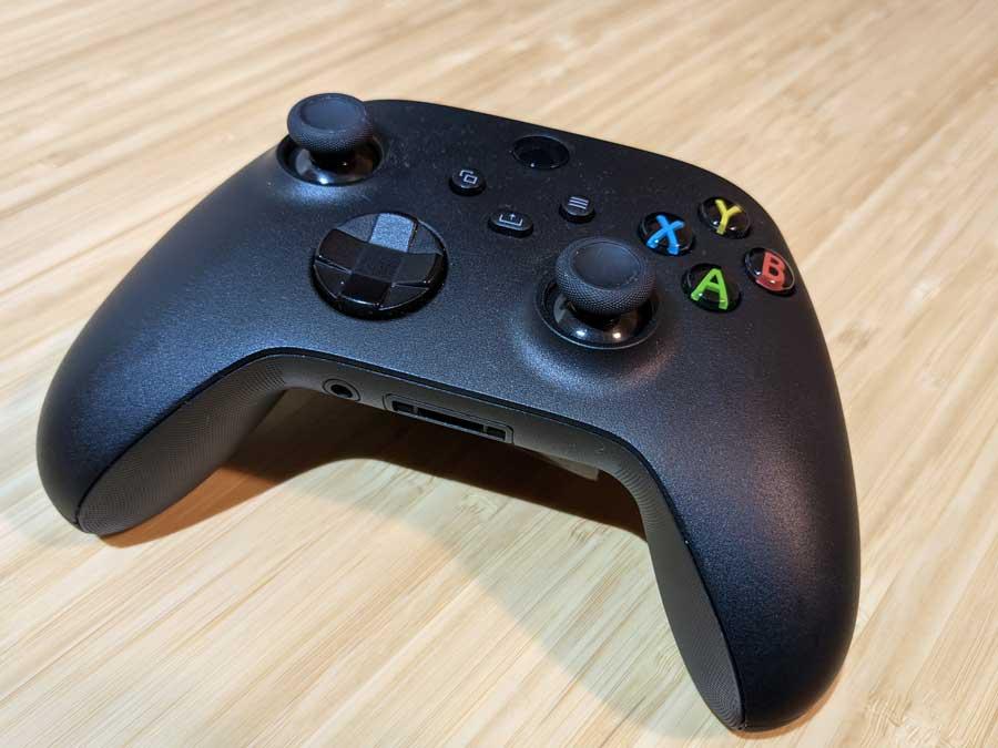 Xbox One Core gamepad